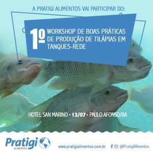 Workshop Tilápias