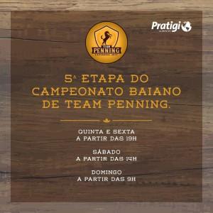 5 Etapa Campeonato Baiano de Team Penning